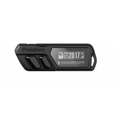 Брелок LCD D-030 black
