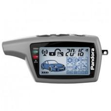 Брелок LCD D-077 grey