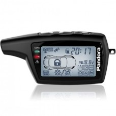 Брелок LCD D-078 black