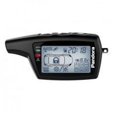 Брелок LCD D-079 black