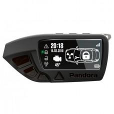 Брелок LCD D-670 black
