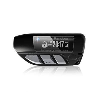 Брелок LCD D-800 black